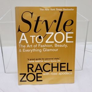 Hachette Accents - Style A to Zoe Rachel Zoe Fashion Beauty Glamour